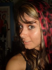 hot pink and black leopard print