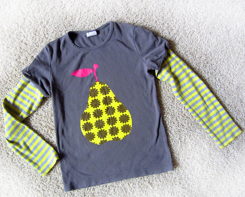 pear shirt