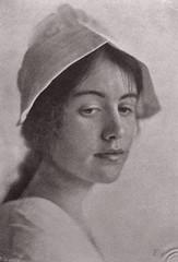 Eleonore, 1901, by Eva Watson-Schütze