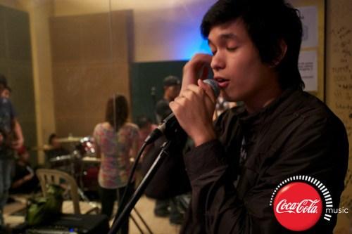 Mobbstarr and Someday Dream Coke Music Studio - 3