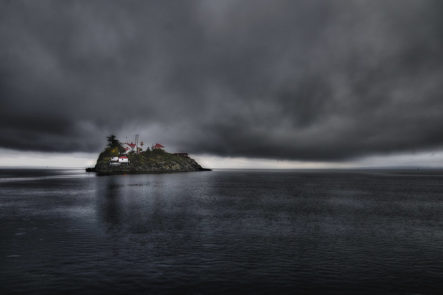 November on the Salish sea