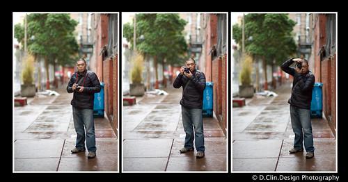 Leica Triptych