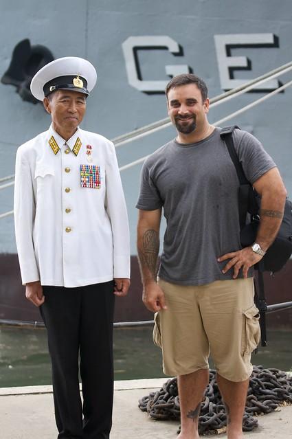 Tour of the US Spy Ship Pueblo