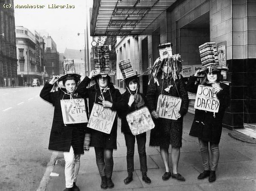 Rolling Stones fans, 1965