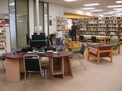 Bibliothèque Paul-Emile-Boulet