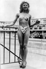 El primer bikini (París, 1946)
