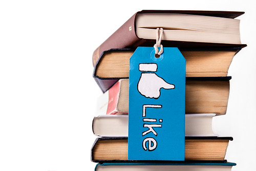 Like books by Mark J P, on Flickr