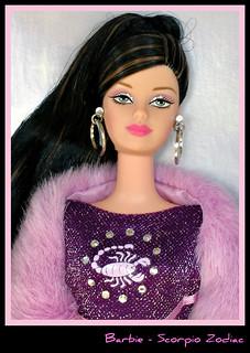 Scorpio Barbie