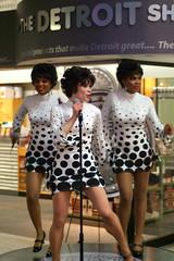 Motown Girls