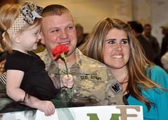 West Virginia National Guard Homecoming