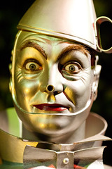 Suprised Tin Man