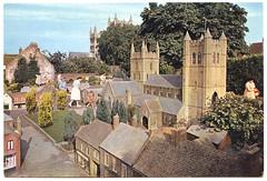 Model Town, Wimborne, Dorset