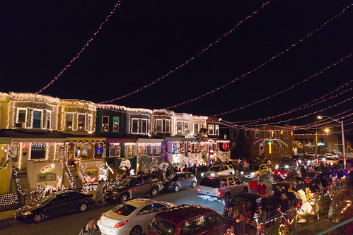 Hampden Christmas Street 2011 by Michael Bentley, on Flickr