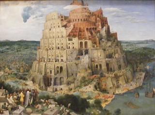Breughel: Tower of Babel