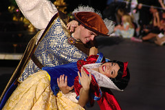 Snow White ~ A Christms Fantasy Parade