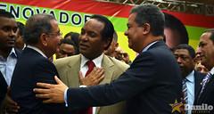 Proclamación de Danilo Medina como candidato d...