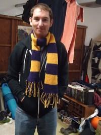 Ravelry: Hogwarts House Scarf pattern by Ka'a Christian ...