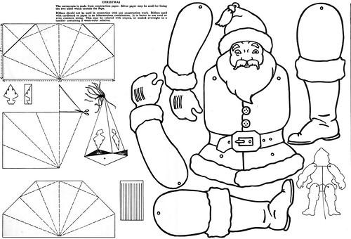 Flickriver: Most interesting photos from Vintage Santa