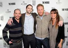 "Acura Hosts ""The Words"" Dinner At Ac..."