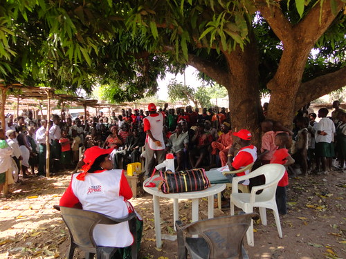 Benue WAD  testing pictures 118
