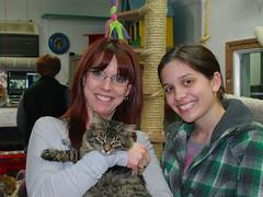 "Joni/Catlady, Elizabeth & Haskins • <a style=""font-size:0.8em;"" href=""http://www.flickr.com/photos/72892197@N03/6682762403/"" target=""_blank"">View on Flickr</a>"