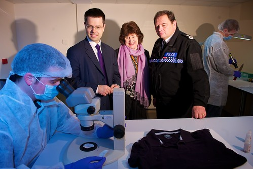 Day 38 - West Midlands Police - New Forensic S...