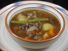 Prime Rib Soup