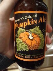 America's Original Pumpkin Ale