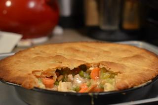 Chicken Pot Pie