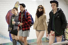 Improv Everywhere No Pants Subway Ride 2012-Ne...