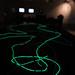 EL Wire Bed -  (4)