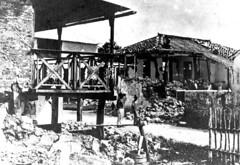 Houses in Ruins, 1902