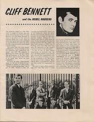 15 - Cliff Bennett & The Rebel Rousers