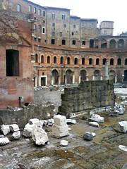 Trajan's Market, Rome