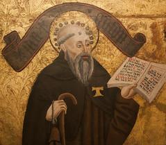 St Antony of Egypt