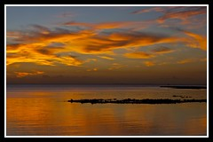 Sunrise over Moreton Bay-02=
