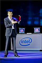 "Dmitri Konash with Intel Core ""Sandy Brid..."