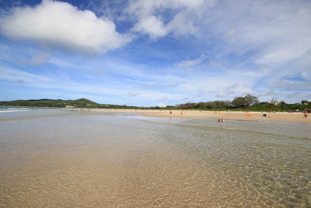 Byron Beach- Byron Bay, Australia