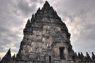 prambanan - java - indonesie 13