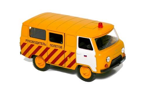 Autotime UAZ 39625