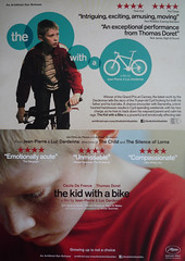The kid with a bike, a film by Jean-Pierre and...