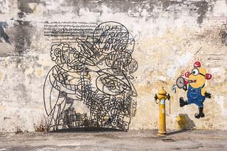 making george town - street art penang 16