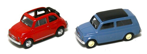 Schuco Edition Fiat 500