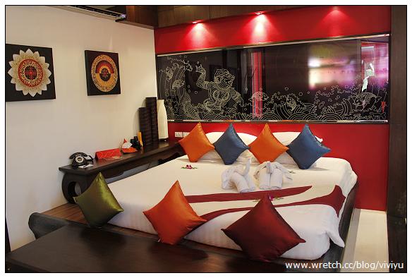 [蘇梅島]Kirikayan Boutique Resort ~精品設計旅館.擁抱陽光 @VIVIYU小世界
