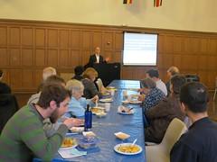 Friday Forum - Feb. 24, 2012 -  Paradigm Shift...