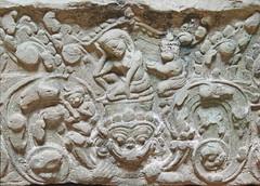 La tristesse de Sîtâ (Preah Khan, Angkor)