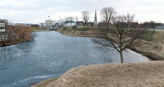 view from Kastellet rampart