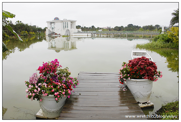 [宜蘭.旅遊]水上教堂~偶像劇熱門浪漫景點 @VIVIYU小世界