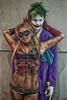"""Gritty Harley and her Joker at C2E2 2013 • <a style=""""font-size:0.8em;"""" href=""""http://www.flickr.com/photos/33121778@N02/8691328742/"""" target=""""_blank"""">View on Flickr</a>"""