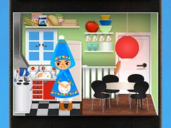 Kitchen (Toca House by Toca Boca)